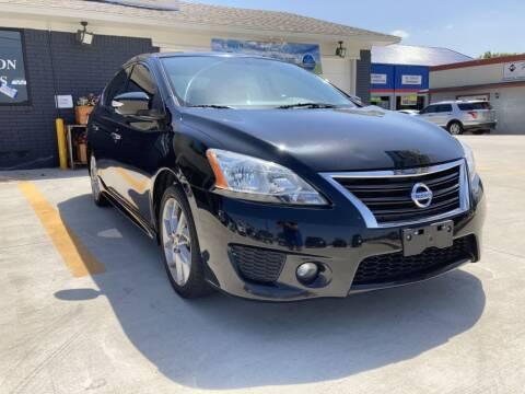 2015 Nissan Sentra for sale at Princeton Motors in Princeton TX