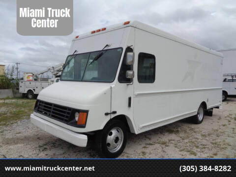 2004 Workhorse STEP VAN for sale at Miami Truck Center in Hialeah FL