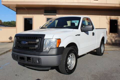 2013 Ford F-150 for sale at ATL Auto Trade, Inc. in Stone Mountain GA