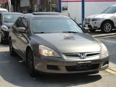 2006 Honda Accord for sale at MOUNT EDEN MOTORS INC in Bronx NY