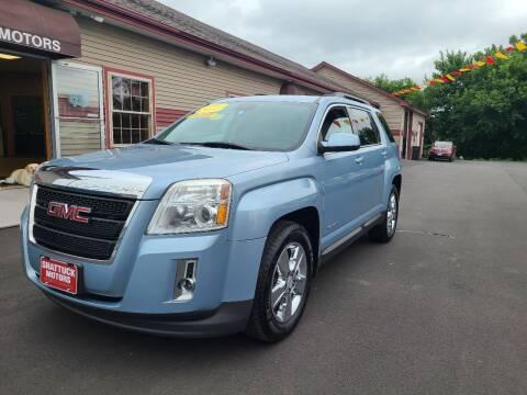 2014 GMC Terrain for sale at Shattuck Motors in Newport VT