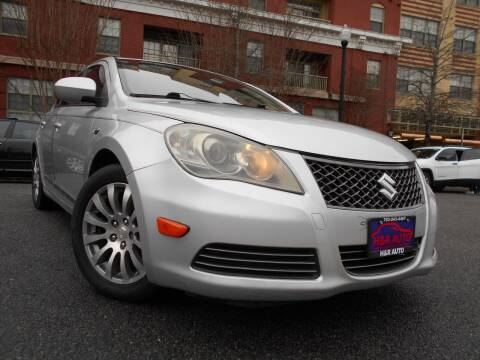 2010 Suzuki Kizashi for sale at H & R Auto in Arlington VA