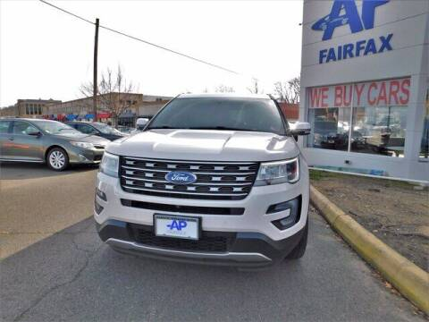 2017 Ford Explorer for sale at AP Fairfax in Fairfax VA