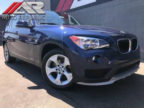 2015 BMW X1 for sale at Auto Republic Fullerton in Fullerton CA