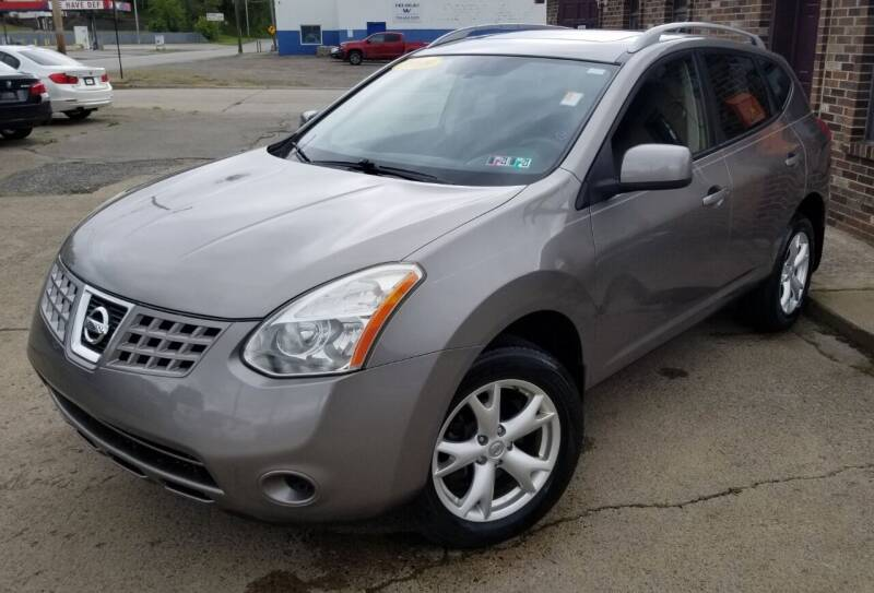2009 Nissan Rogue for sale at SUPERIOR MOTORSPORT INC. in New Castle PA