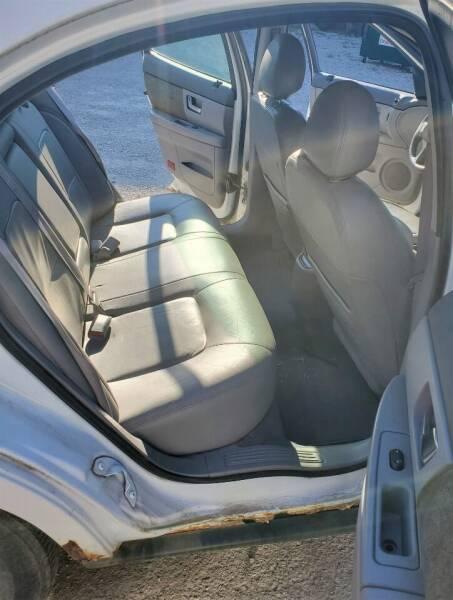 2002 Mercury Sable LS Premium 4dr Sedan - Ankeny IA