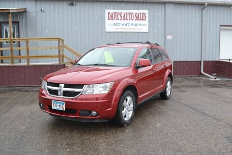 2010 Dodge Journey for sale at Dave's Auto Sales in Winthrop MN