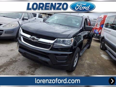 2018 Chevrolet Colorado for sale at Lorenzo Ford in Homestead FL