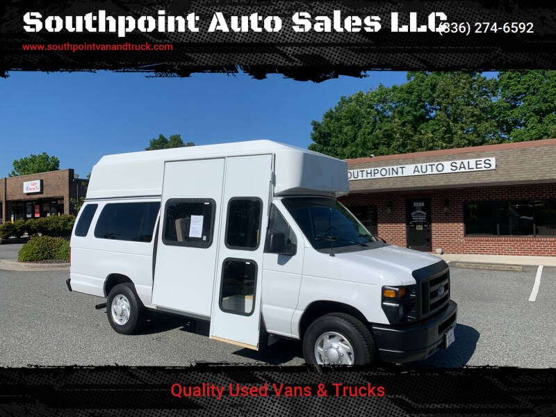 2009 Ford E-Series Cargo for sale at Southpoint Auto Sales LLC in Greensboro NC