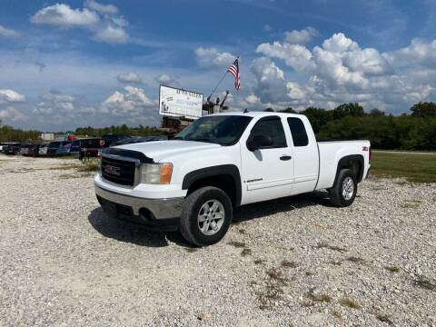 2008 GMC Sierra 1500 for sale at Ken's Auto Sales & Repairs in New Bloomfield MO