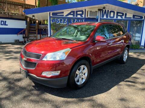 2011 Chevrolet Traverse for sale at Car World Inc in Arlington VA
