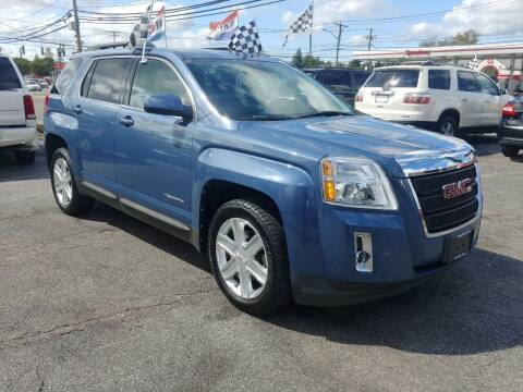 2012 GMC Terrain for sale at Viking Auto Group in Bethpage NY