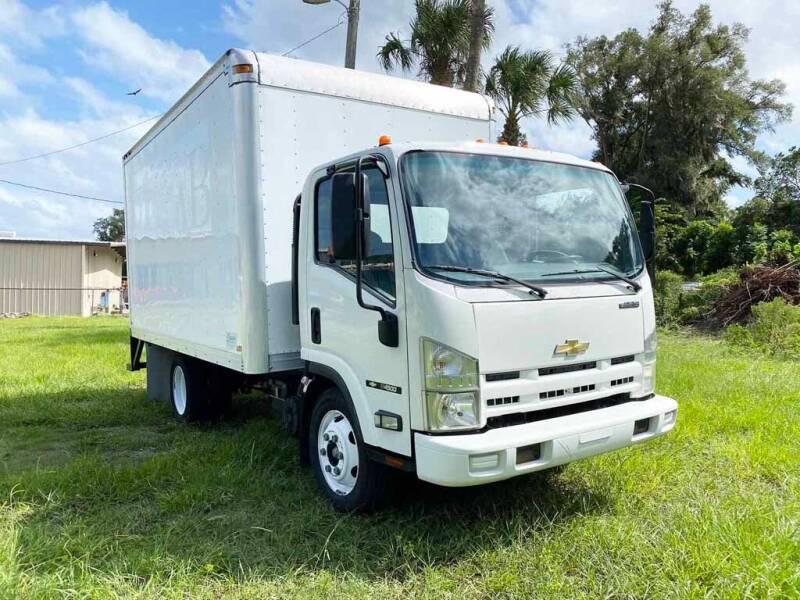 2009 Chevrolet W4500 for sale at Scruggs Motor Company LLC in Palatka FL