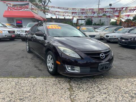 2009 Mazda MAZDA6 for sale at Metro Auto Exchange 2 in Linden NJ
