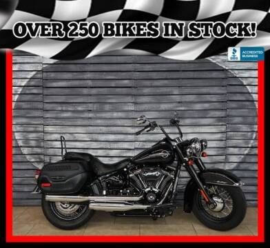2018 Harley-Davidson Heritage Softail  for sale at Motomaxcycles.com in Mesa AZ