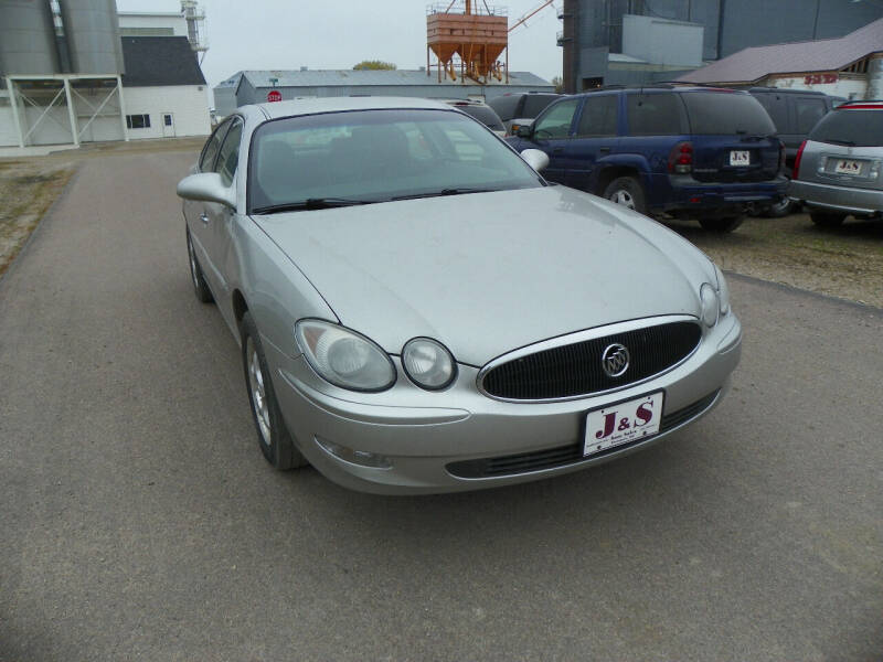 2007 Buick LaCrosse for sale at J & S Auto Sales in Thompson ND