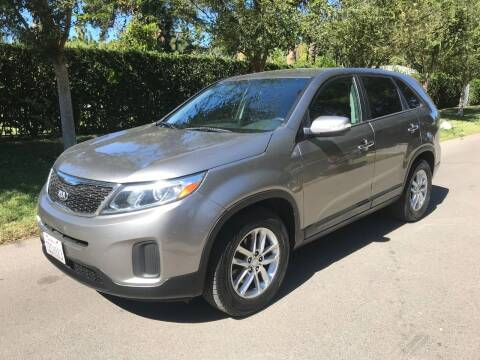 2014 Kia Sorento for sale at Car Lanes LA in Valley Village CA