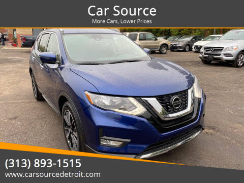 2020 Nissan Rogue for sale at Car Source in Detroit MI