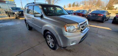 2011 Honda Pilot for sale at Divine Auto Sales LLC in Omaha NE