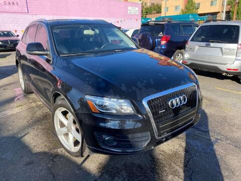 2009 Audi Q5 for sale at SNS AUTO SALES in Seattle WA