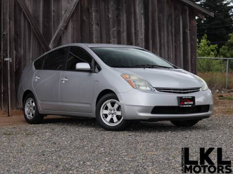 2008 Toyota Prius for sale at LKL Motors in Puyallup WA