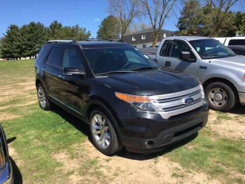 2014 Ford Explorer for sale at Gross Motors of Marshfield in Marshfield WI