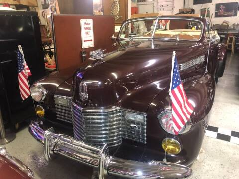 1941 Cadillac Series 62 for sale at Berliner Classic Motorcars Inc in Dania Beach FL