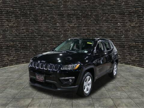 2019 Jeep Compass for sale at Montclair Motor Car in Montclair NJ