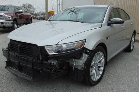 2017 Ford Taurus for sale at Kenny's Auto Wrecking in Lima OH