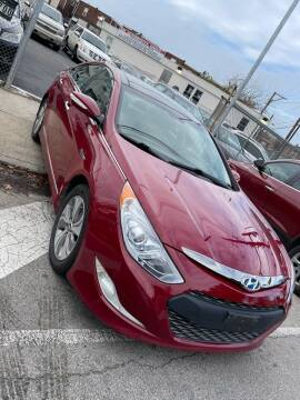 2015 Hyundai Sonata Hybrid for sale at GM Automotive Group in Philadelphia PA