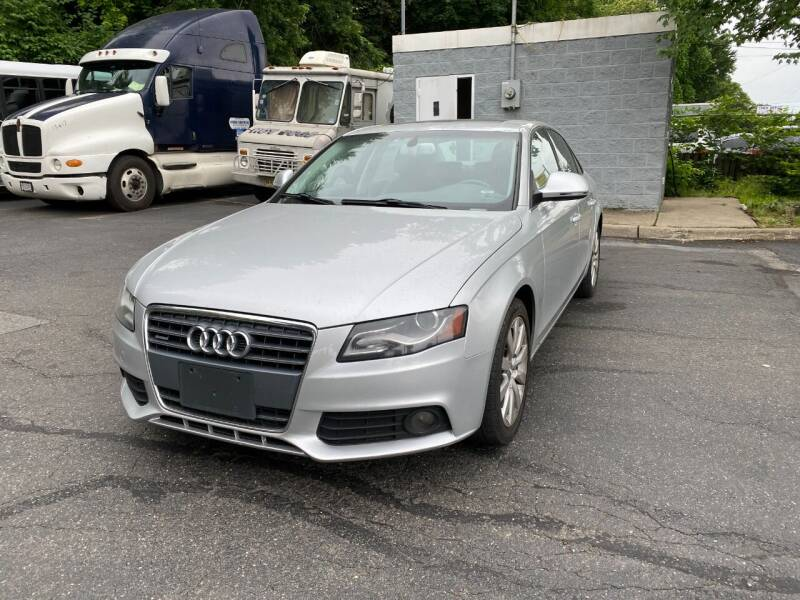 2009 Audi A4 for sale at Exotic Automotive Group in Jersey City NJ