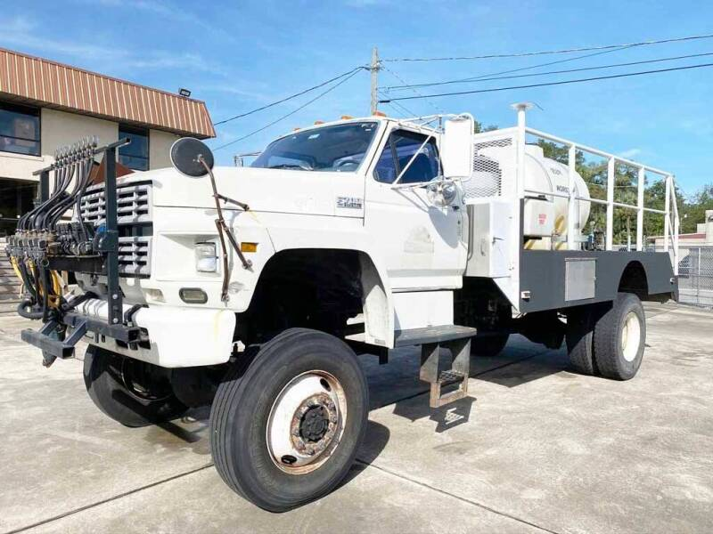 1994 Ford F-700 for sale at Scruggs Motor Company LLC in Palatka FL