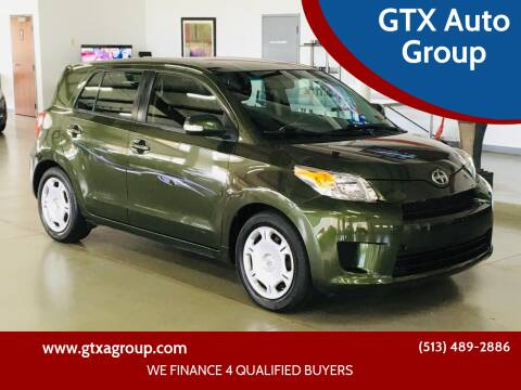 2012 Scion xD for sale at GTX Auto Group in West Chester OH