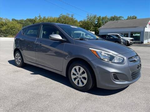 2017 Hyundai Accent for sale at Gillie Hyde Auto Group in Glasgow KY