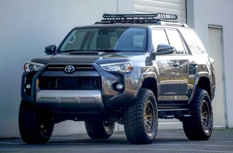 2021 Toyota 4Runner for sale at MS Motors in Portland OR