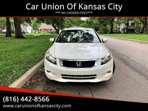 2008 Honda Accord for sale at Car Union Of Kansas City in Kansas City MO