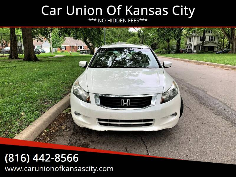 2008 Honda Accord for sale at Car Union Of Kansas City in Kansas City MO