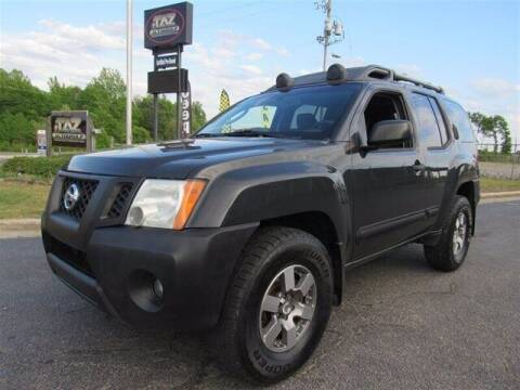 2011 Nissan Xterra for sale at J T Auto Group in Sanford NC
