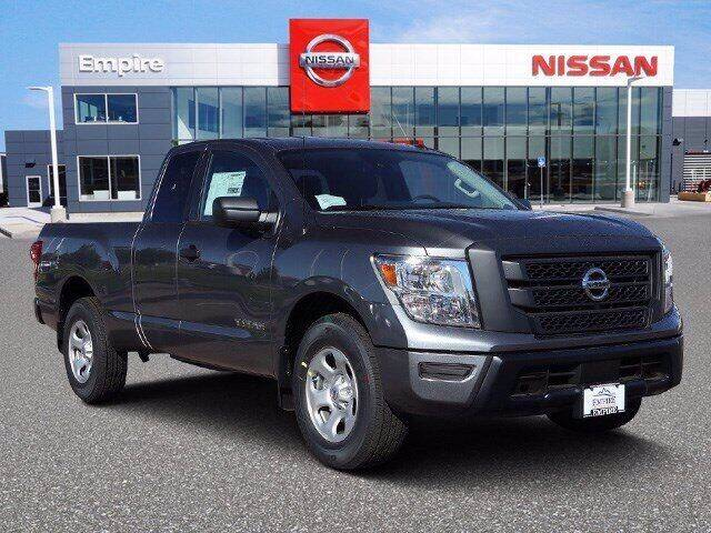 2021 Nissan Titan for sale in Lakewood, CO