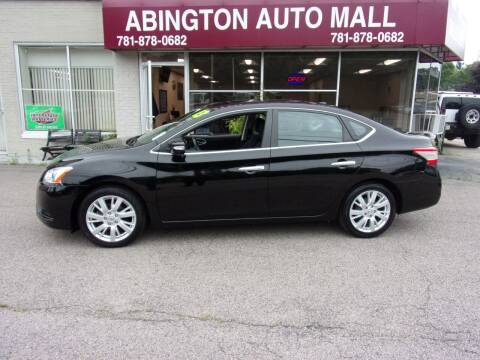 2013 Nissan Sentra for sale at Abington Auto Mall LLC in Abington MA