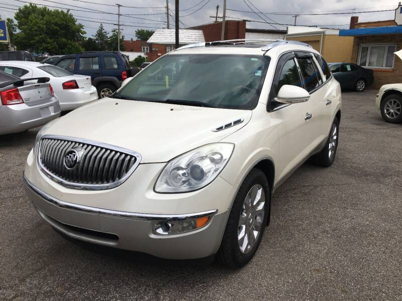 2010 Buick Enclave for sale at Payless Auto Sales LLC in Cleveland OH