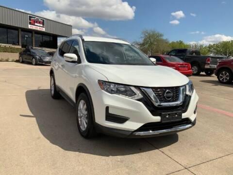 2020 Nissan Rogue for sale at KIAN MOTORS INC in Plano TX