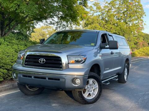 2009 Toyota Tundra for sale at William D Auto Sales in Norcross GA