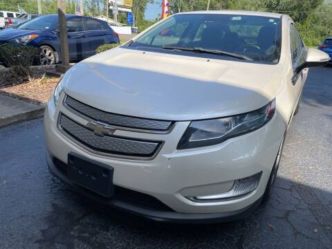 2014 Chevrolet Volt for sale at Elite Florida Cars in Tavares FL