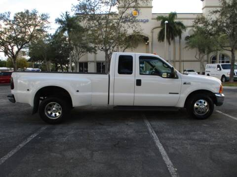 1999 Ford F-350 Super Duty for sale at BIG BOY DIESELS in Ft Lauderdale FL