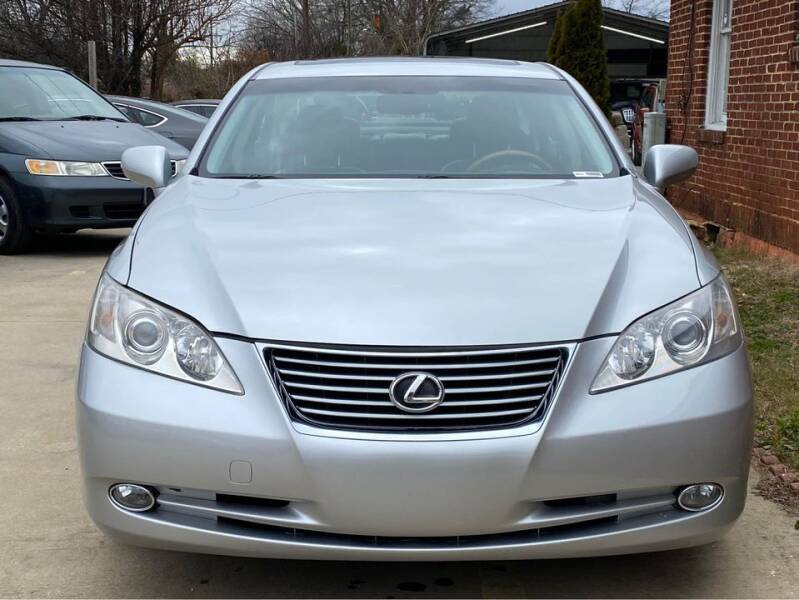 2009 Lexus ES 350 for sale at Shoals Dealer LLC in Florence AL