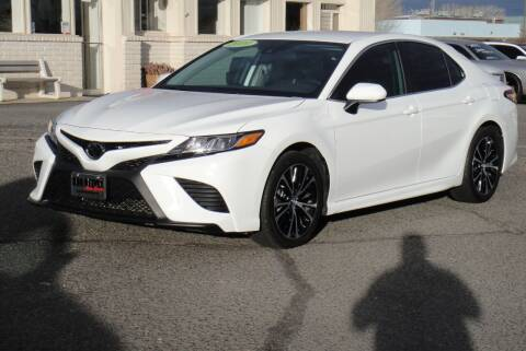 2020 Toyota Camry for sale at Don Reeves Auto Center in Farmington NM