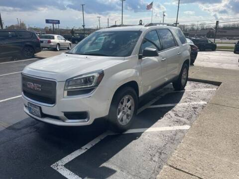 2014 GMC Acadia for sale at MIG Chrysler Dodge Jeep Ram in Bellefontaine OH