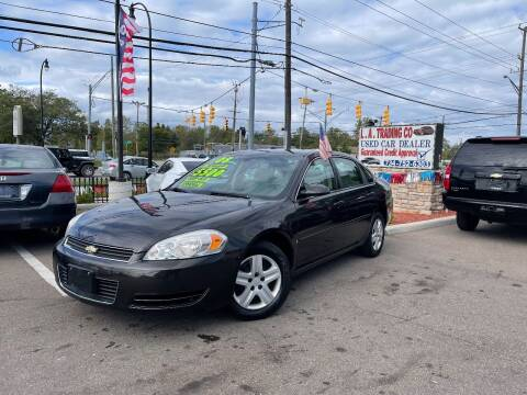 2008 Chevrolet Impala for sale at L.A. Trading Co. Woodhaven in Woodhaven MI