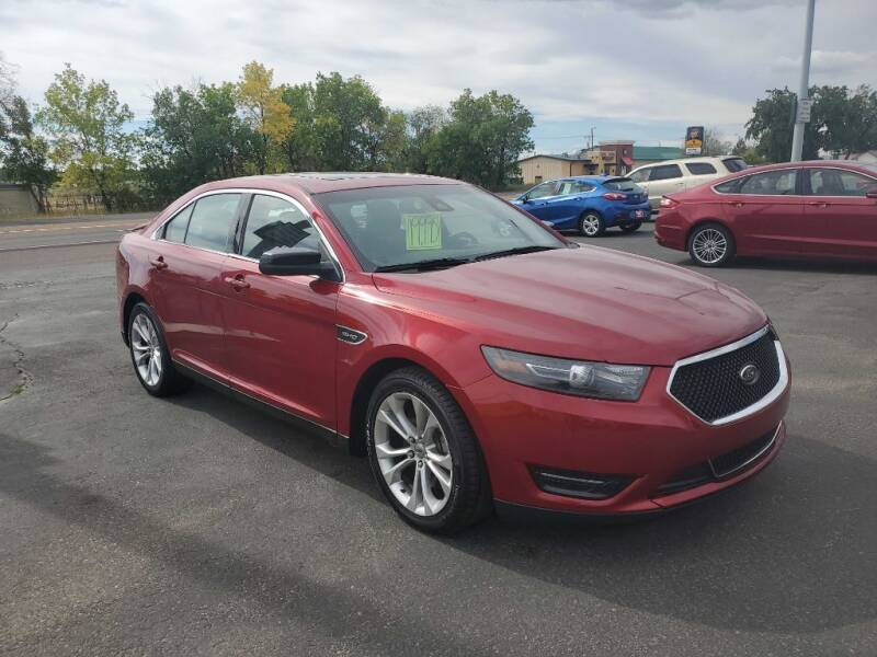 2014 Ford Taurus for sale at Will Deal Auto & Rv Sales in Great Falls MT
